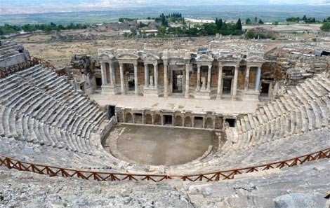 Ancient City of Hierapolis Theater