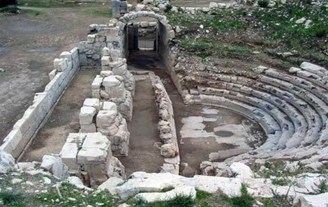Ancient City of Patara Theater