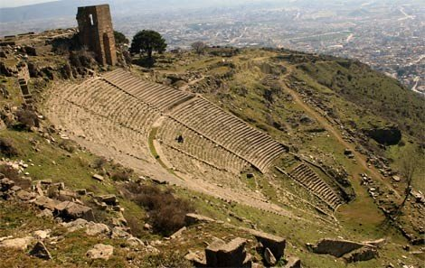 Ancient City of Pergamum Theater