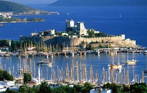 Bodrum St Peters Castle