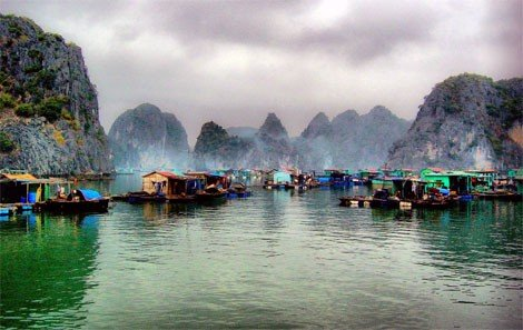 Halong Shore Excursions