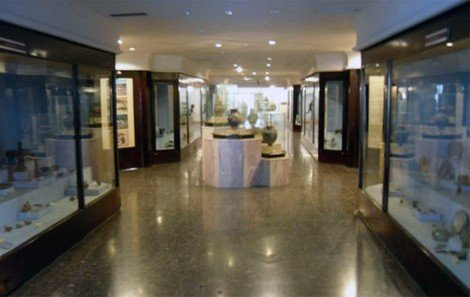 Izmir Archaeological Museum Interior