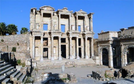 Ephesus & House of Virgin Mary