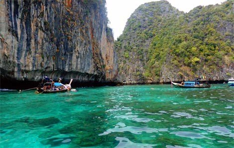 Phi Phi Islands by Speedboat