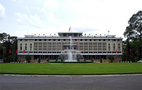 Reunification Palace or Independence Palace