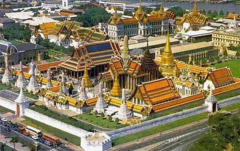 Royal Grand Palace Complex