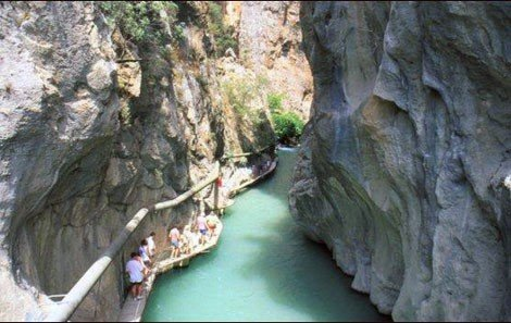 Saklikent Gorge & Ancient City of Tlos