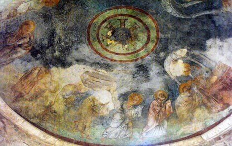 St Nicholas Church Fresco