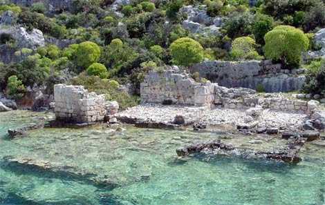 Sunken City Kekova