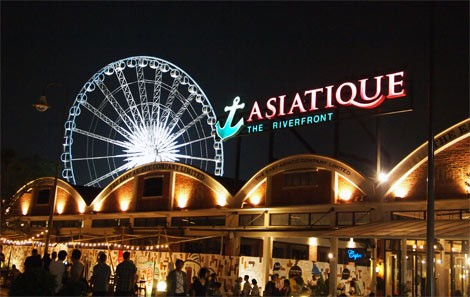 The Riverfront Asiatique