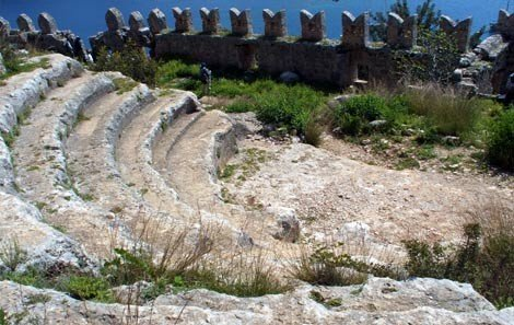 Theater at Simena