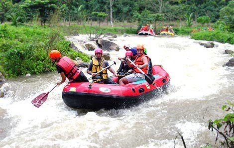 Tonepariwat Wildlife Sanctuary River Rafting