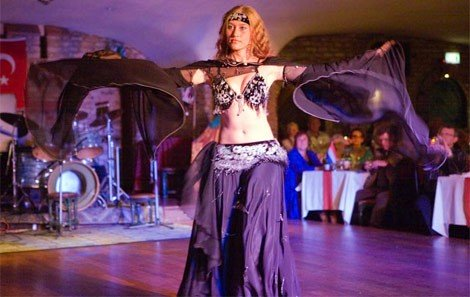 Turkish Belly Dancers