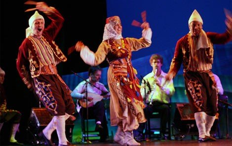 Turkish Traditional Folk Shows